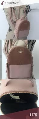 Kate Spade Light Pink Backpack Kate Spade Watson Lane Merry Mini Backpack Barely Used Kate