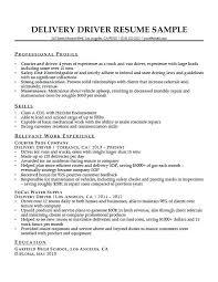 truck driving resumes driving resume samples class a truck driver resume sample