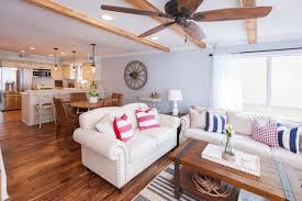 white beach furniture. Beach Home Decor Furniture With White Sofa And Fan A