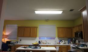 Fluorescent Kitchen Ceiling Lights Fluorescent Kitchen Ceiling Light Fixtures Flush Mount