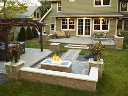 Patio Designs with Fire Pit Hot Tub Fire Pit Patio Culture Scribe