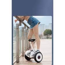 Ảnh thật]Xe Điện Cân Bằng Mini Scooter 10 inch[KẾT NỐI ĐIỀU KHIỂN BẰNG  SMART PHONE] ️ Xe điện cân bằng tay cầm chính hãng 3,500,000đ
