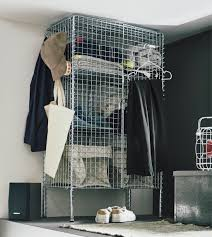 ikea small furniture. Looking For Bedroom Storage Ideas? Try IKEA PS 2017 Unit In Grey Galvanized Steel Ikea Small Furniture