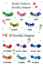 the fun lasts longer for kids in the water with a stearns puddle jumper the premium construction is made from woven polyester a softer fabric for less