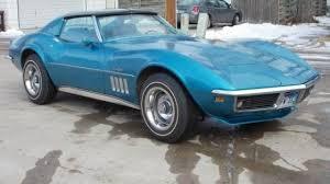 1969 Chevrolet Corvette for sale near Cadillac, Michigan 49601 ...