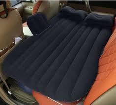 <b>Car</b> Air Bed Travel Camping Inflatable Mattress <b>Back Seat Cushion</b> ...