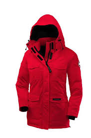 Women s Canada Goose Constable Parka Red