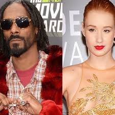iggy azalea on snoop dogg insram beef he acts another way to my face