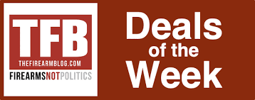 TFB Featured Deals of the Week - 7/12/19 -The Firearm Blog