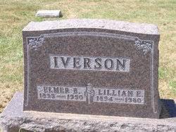 Elmer Bonner Iverson (1895-1950) - Find A Grave Memorial