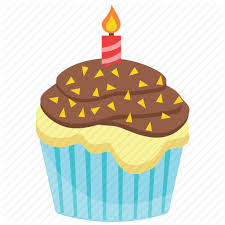Birthday Cupcakes Download Free Clipart With A Transparent Background