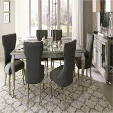 modern black contemporary dining chairs awesome 20 best modern dining room sets concept picnic table ideas