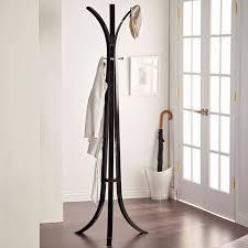 coat racks astonishing winsome classic wooden standing rack regarding plan 2