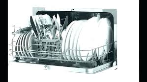 dishwasher white sunpentown countertop 2200 series silver installation