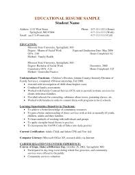 Sample Social Work Resume Beautiful social Worker Resume Templates Luxury social Work Resume 23