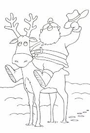 Small Picture Easy Coloring Pages Printable Reindeer Animal Coloring pages of