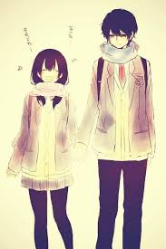 anime holding hands and walking. Contemporary Walking 57 Images About Anime On We Heart It  See More Anime Manga And  Kawaii To Holding Hands And Walking