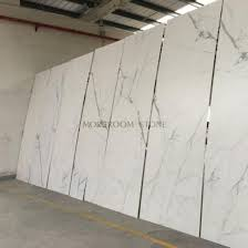 foshan hot artificial stone large size marble look porcelain tile countertops