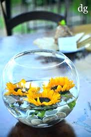 glass bowl decoration ideas centerpiece decorating