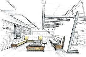 Interior Design Sketches Interior Design Sketching Interior Design Bedroom  Sketches Home Decor Living Room Images A .