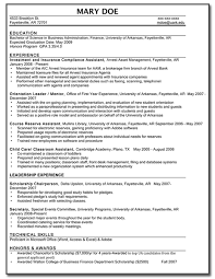 College activities resume For college students with limited work experience  this resume template lets education skills