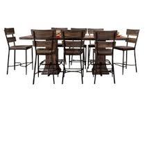 tms furniture nook black 635. hillsdale furniture dining table set walnut tms nook black 635 l
