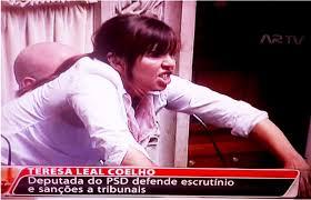 Resultado de imagem para Teresa Leal Coelho