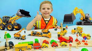 <b>Машины SIKU</b> для детей. Экскаватор | Автокран | Дорожный ...