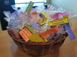 Basket Full Of Candy Quotes For Employee Recognition Employee