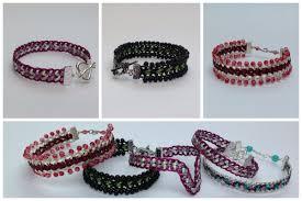 Braided Bracelet Patterns Mesmerizing Wire Kumihimo Jewellery Tutorial Half Round Braid Prumihimo