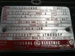 There are about two dozen ways to wire it up total. I Purchased A Ge Motor On Ebay And It Has Come With No Wiring Diagram Or Connection Box It Simply Has Wires Numbered 1