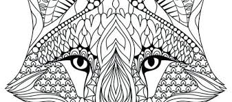 17 Free Printable Animal Mandala Coloring Pages Pdf Download