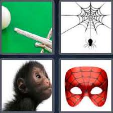 4 pics 1 word 6 letters level 3766 spider