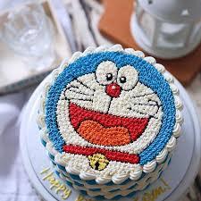 Birthday Cake For Kids Doremon Cakedesignsbyjessicacom