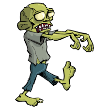 Image result for zombies clipart