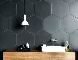 hexagon grey floor tile hexagonal tiles bathroom best black ideas on large f he