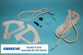 097561201 vacuum cord and handle assembly kit oreck 097561201 vacuum cord and handle assembly kit