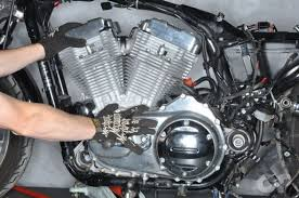 motorcycle engine removal and installation tips cyclepedia