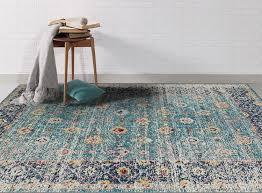 amer rugs eternal teal pink orange navy ivory rectangular round runner area rug ete 28 rec