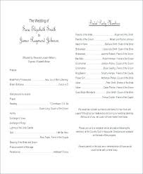 Party Agenda Sample Retirement Party Agenda Sample Program Outline Free Templates For