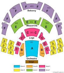 The Show Agua Caliente Casino Seating Chart