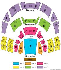 The Show Agua Caliente Casino Seating Chart