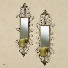 decorative wall sconces shelves elegant corner sconce shelf cast iron antique wall candle holders french