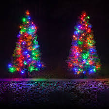 Outdoor Christmas Lights 22 Best Outdoor Christmas Tree Decorations And Designs For 2017
