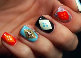 Beautiful nail art images - how you can do it at home. Pictures ...