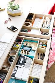 chic organizers with drawers best 20 desk drawer organizers ideas on