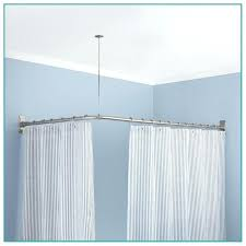 oil rubbed bronze curved shower curtain rod bennington adjule double curved shower curtain rod oil rubbed bronze
