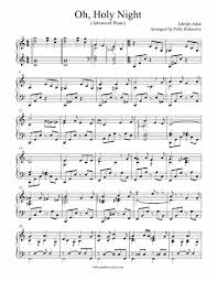 (plate 3980) librettist henry wadsworth longfellow: Celine Dion O Holy Night Sheet Music Free Celine Dion Songs Age