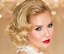 grace kelly bridal makeup and hair