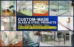 glass door company in dubai